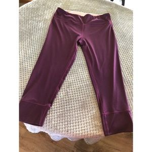 Marika Sport Athletic Yoga Pants Size Large